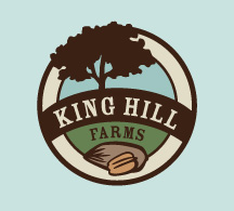 King Hill Farms Logo